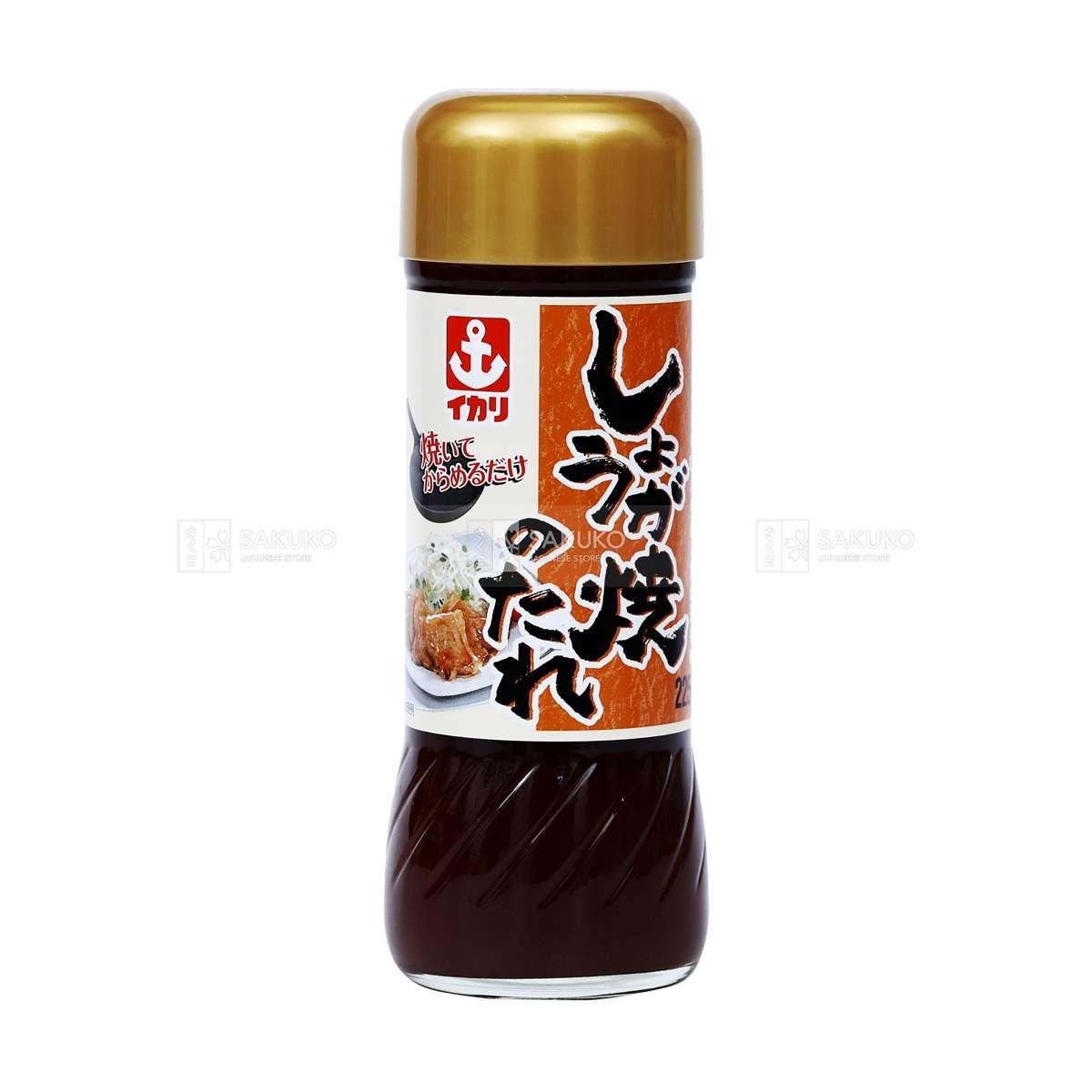 Gia vị sốt chấm Nhật Bản