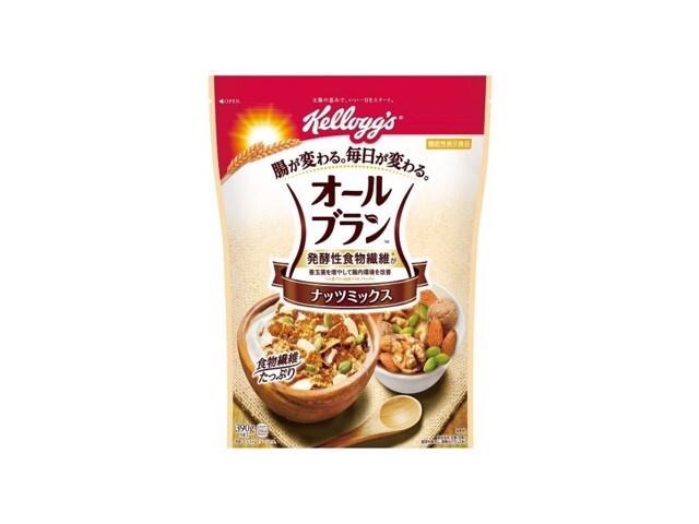 Ngũ cốc ăn liền của Nhật thương hiệu Kellogg's
