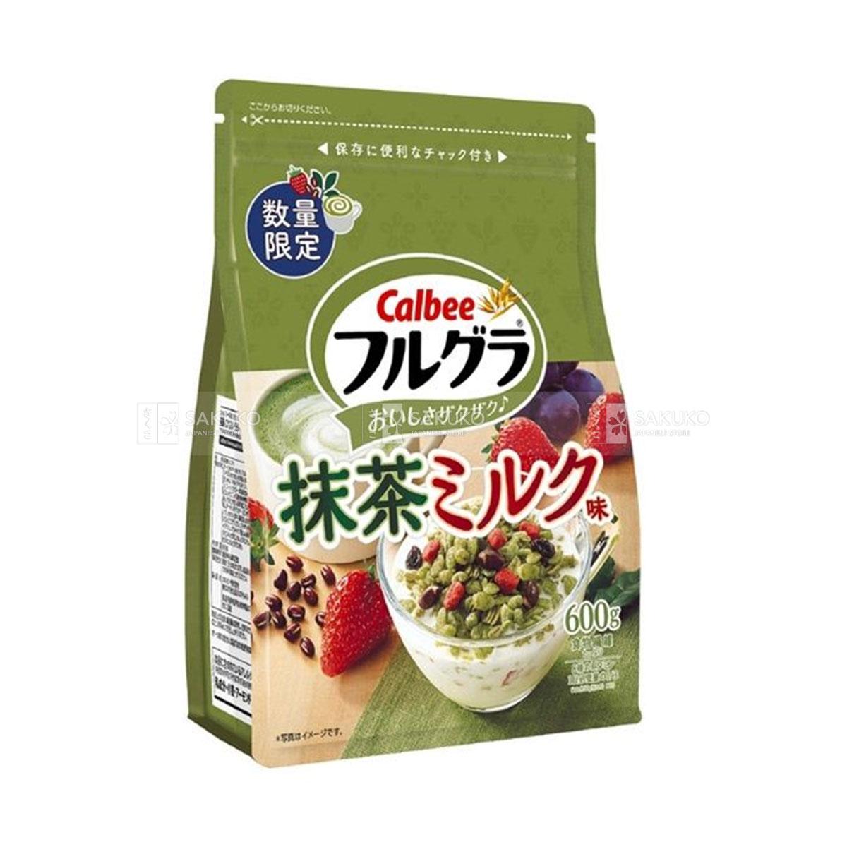 Ngũ cốc dinh dưỡng của Nhật được đóng gói dạng túi zip tiện lợi.