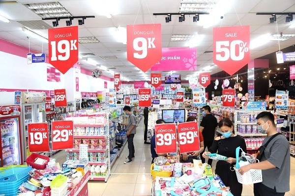 Siêu thị SAKUKO phân phối, bán lẻ hàng Nhật chính hãng, giá ưu đãi