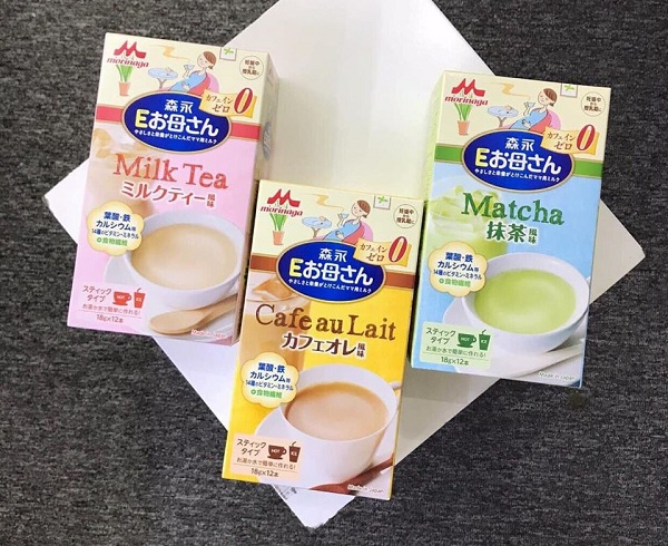 review sữa bầu morinaga, ưu và nhược điểm của sữa bầu morinaga